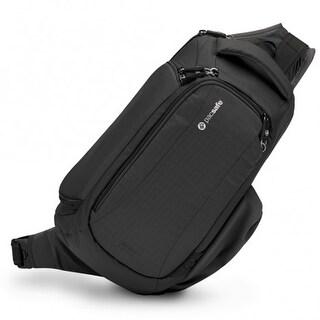 Pacsafe Camsafe V9 -Black Anti-Theft Camera Sling Pack w/ iPad Compatible Pocket