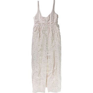 Link to Free People Womens Fresh As A Daisy A-Line Maxi Dress Similar Items in Dresses