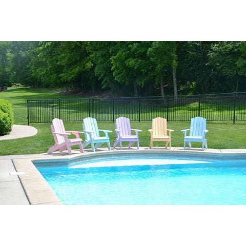 Folding Adirondack Chair - Country Classics Collection