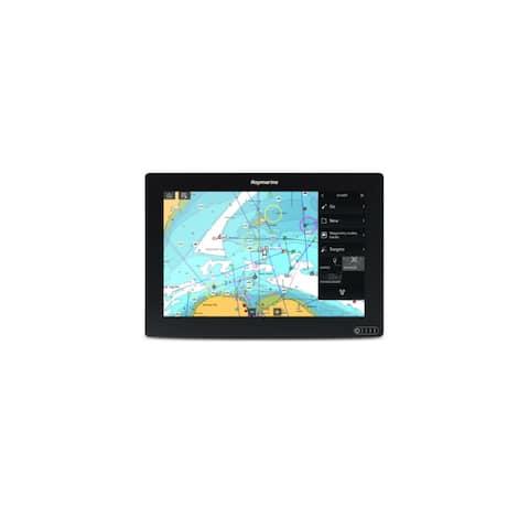 RayMarine Axiom 9 w/ RealVision 3D SONAR and LNC Chart Axiom E70367-03-LNC