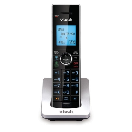 Vtech Ds6072 Accessory Handset With Caller Id/Call Waiting Dect 6.0 Black