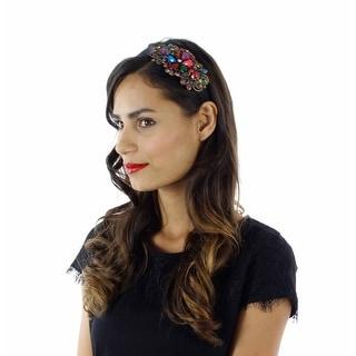 Maiden of Mystery Rhinestone Headband