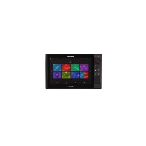 Raymarine Axiom Pro 12 RVX MFD with RealVision 3D and 1kW CHIRP and Navionics NAV Plus North America Chart Axiom Pro 12 RVX MFD