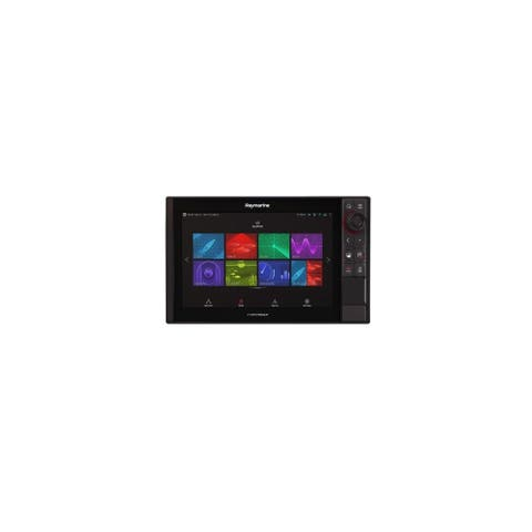 Raymarine E70372-00-LNC Axiom Pro 12 RVX MFD with RealVision 3D and 1kW CHIRP