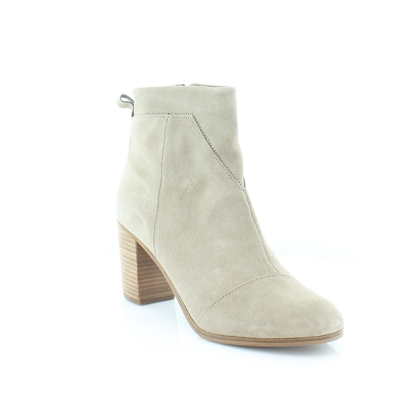 TOMS Lunata Women's Boots Taupe