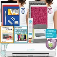 Silhouette Cameo 3 Machine Bundle Siser Glitter & Smooth Htv Stabilizer Cover & Tool