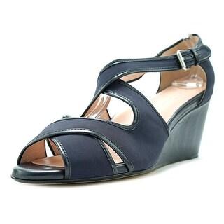Taryn Rose Kinza Women  Open Toe Synthetic  Wedge Sandal