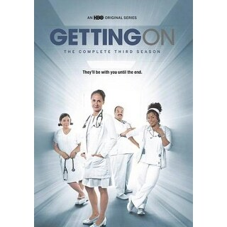 Getting On: The Complete Third Season - DVD