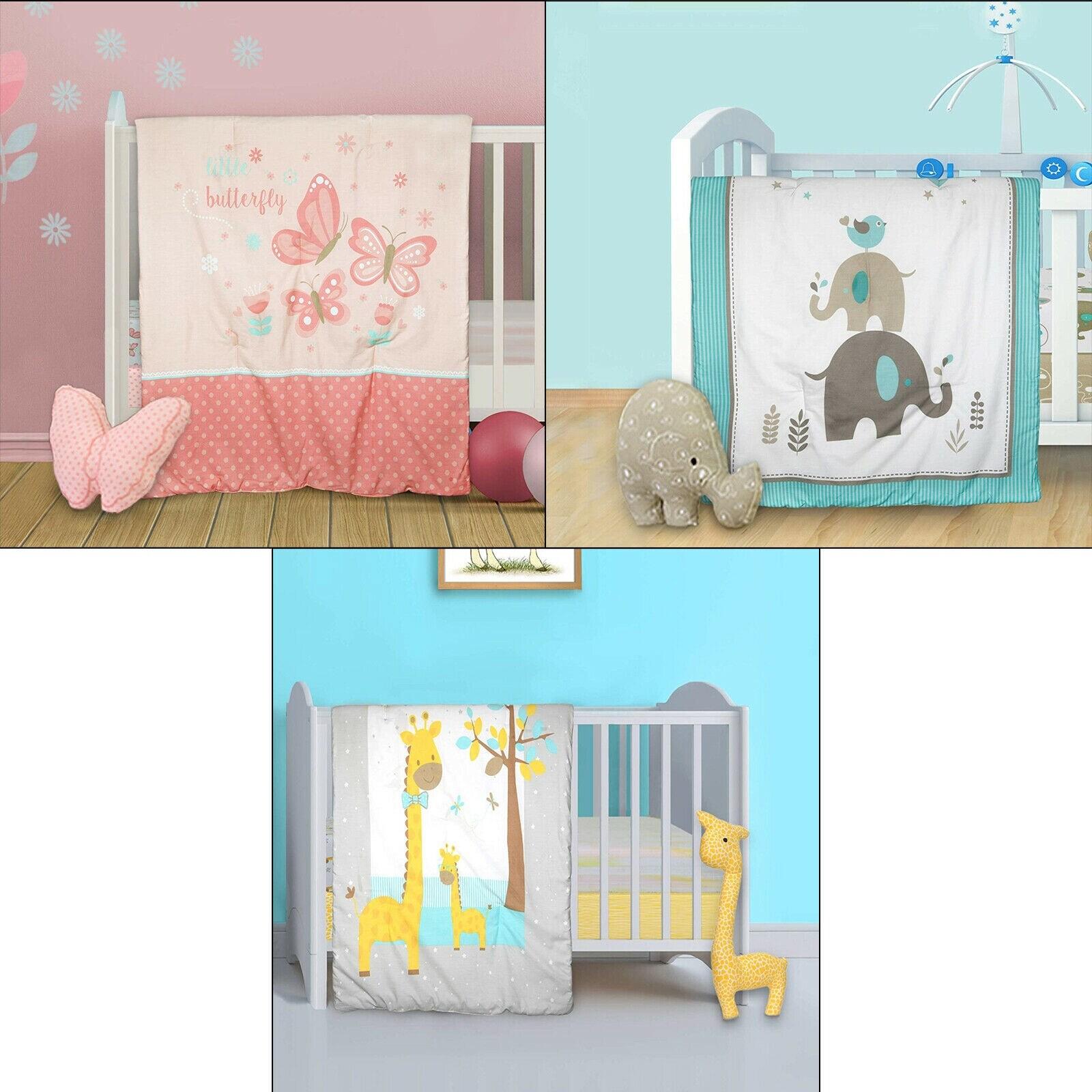 Cuddles Cribs 2 Piece Baby Crib Bedding Set Gots Certified Overstock 28526654