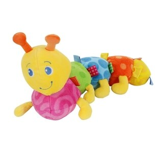 Mary Meyer Taggies Colours Soft Caterpillar Soft Caterpillar Toy