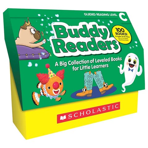 Buddy Readers Classroom Set Level C