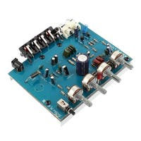 Unique Bargains DC 12V 50W LFE Hi-Fi 2 Channel Audio Stereo Power Amplifier Board for Car Auto