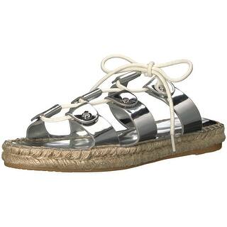 fbb2358c94da Dolce Vita Womens Para Leather Open Toe Casual Slide Sandals. Quick View
