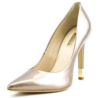 Guess Babbitta2 Pointed Toe Leather Heels