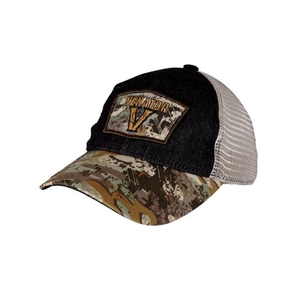 e73e7fb8554 Shop Rocky Outdoor Hat Mens Venator Baseball Mesh One Size - Camo - Free  Shipping On Orders Over  45 - Overstock - 19503074