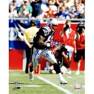 Daniel Graham New England Patriots 8x10 Photo W2x SB Champs