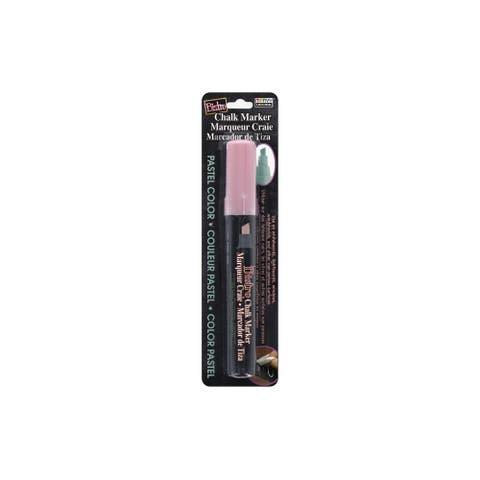 Uchida Bistro Chalk Marker Chisel Card Blush Pink