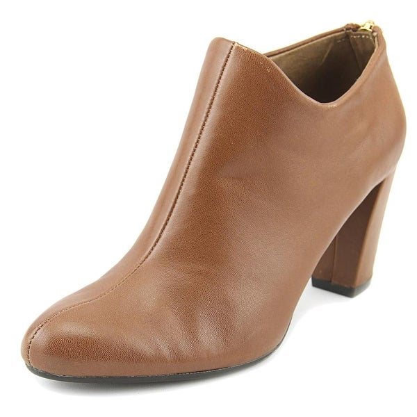 Aerosoles Trustworthy Women Dark Tan Boots