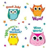 Colorful Owl Motivators