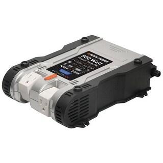 Black & Decker Pi500P Power Inverter With Usb Port (500 Watts)