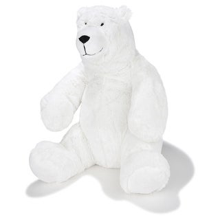 JOON Oslo The Papa Polar Bear, White, 13.5 Inches - White