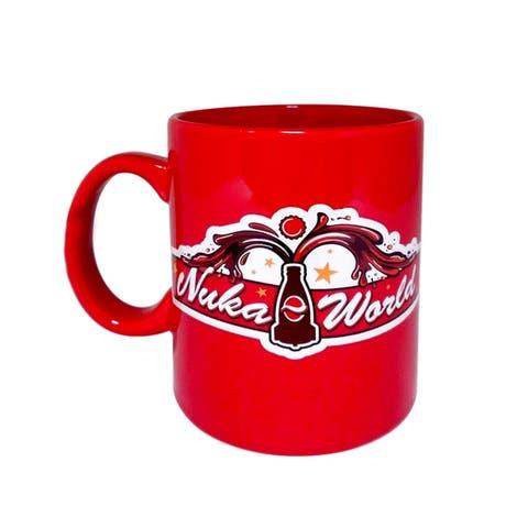 Fallout Nuka World 16oz coffee Mug