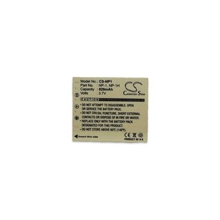 Battery for Konica NP-1 (Single Pack) Battery for Konica NP-1