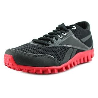 Reebok Realflex Optimal 3.0 Round Toe Synthetic Running Shoe