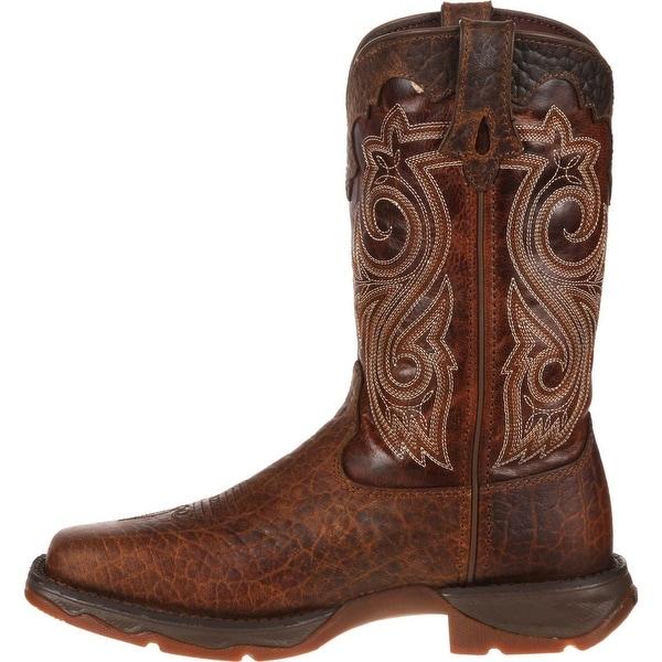 Women's Steel Toe Western Boots
