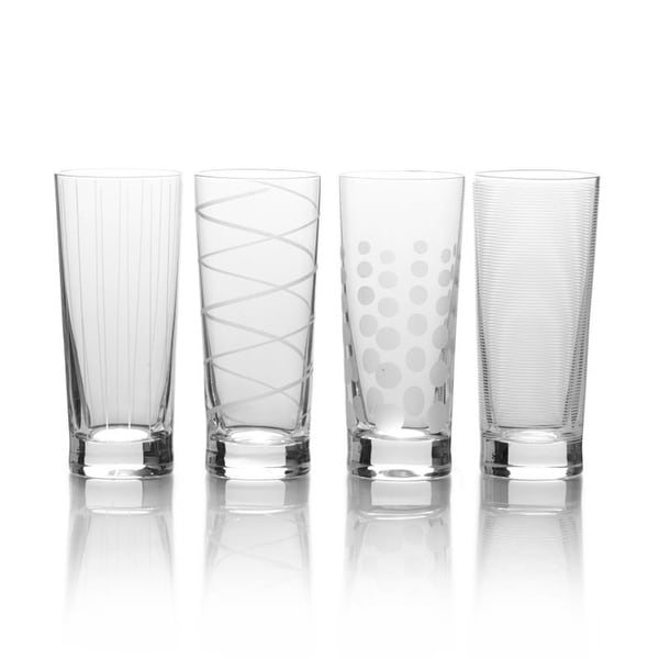 Mikasa 'Cheers' 19.75 oz. Highball Glass (Set of 4). Opens flyout.