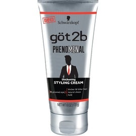 got2b Phenomenal Thickening Cream, 6 oz