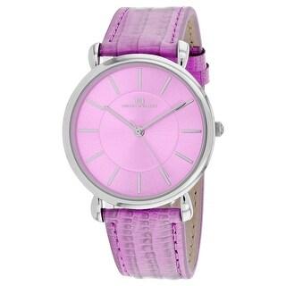 Oceanaut Women's Alma OC2213 Purple Dial watch
