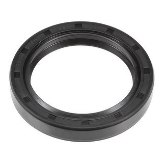 Oil Seal, TC 50mm x 68mm x 10mm, Nitrile Rubber Cover Double Lip - 50mmx68mmx10mm