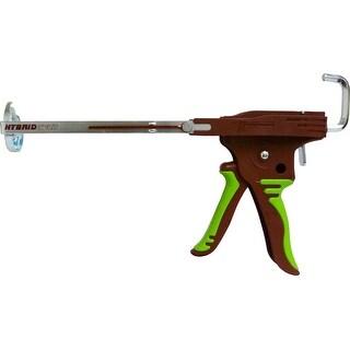 Newborn 211-HTS Multi-Purpose Hex Rod Caulking Gun, 10 : 1, Composite and Steel
