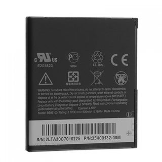 New Replacement Battery BB99100 / 35H00132-01M / BLI-1154-1.4 / 35H00132-06M For HTC Phone Models