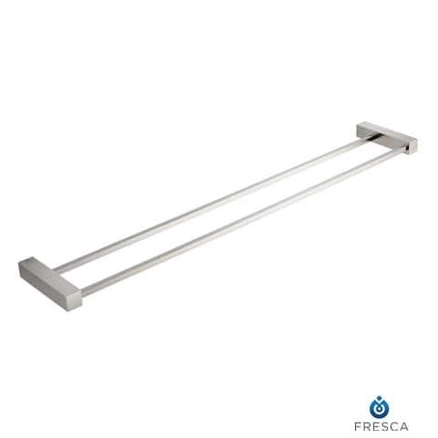 "Fresca FAC0440 Ottimo 26"" Double Bar Towel Bar"