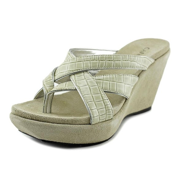 CafeNoir GH924 Women Bianco Sandals