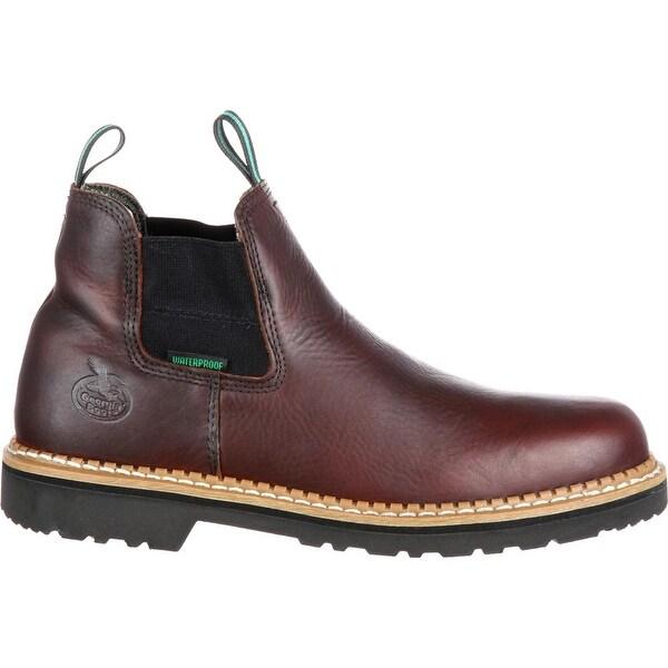 Shop Georgia Boot Waterproof Romeo Slip