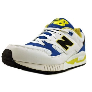 New Balance M530 Men  Round Toe Leather  Sneakers