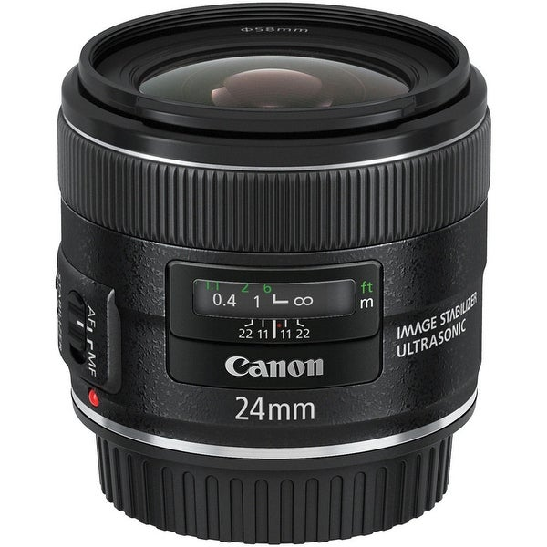 Canon EF 24mm f/2.8 IS USM Lens (International Model)