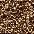 Toho Round Seed Beads 6/0 221 'Bronze' 8g - Thumbnail 0