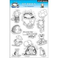 """Bubbly - Penny Black Clear Stamps 5""""X7.5"""" Sheet"""