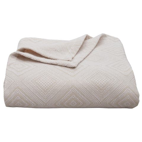 Tommy Bahama Palm Desert Cotton Blanket