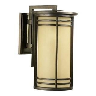 Quorum International 7916-11 Larson 1 Light Outdoor Wall Sconce