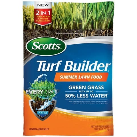 Scotts 49021 Turf Builder Summer Lawn Food