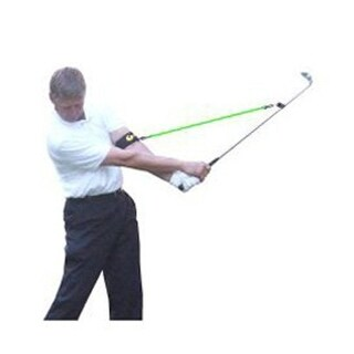 Perfect Release Regular Tension Golf Club Swing Plane Trainer Aid
