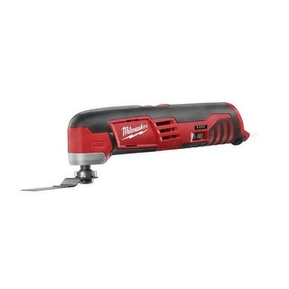 Milwaukee 2426-20 M12 Cordless Multi-Tool (Tool Only) - Red