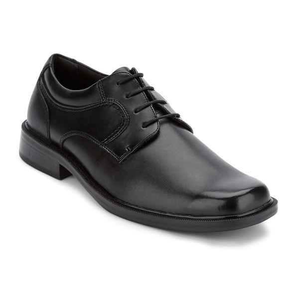 Dockers Mens Burnett Leather Dress Oxford Shoe
