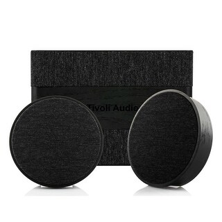 Tivoli Audio SPHERA Wireless Speakers (Pair) with ART Model Sub Wi-Fi Subwoofer