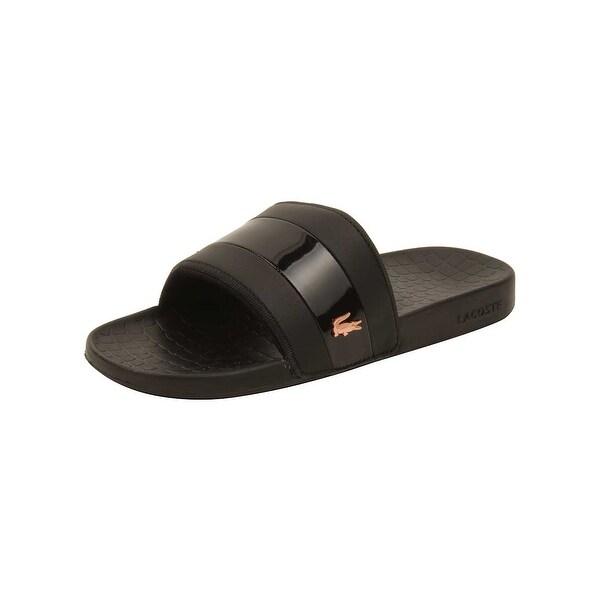 Lacoste Women's Fraisier 118 2 U Slide Sandal